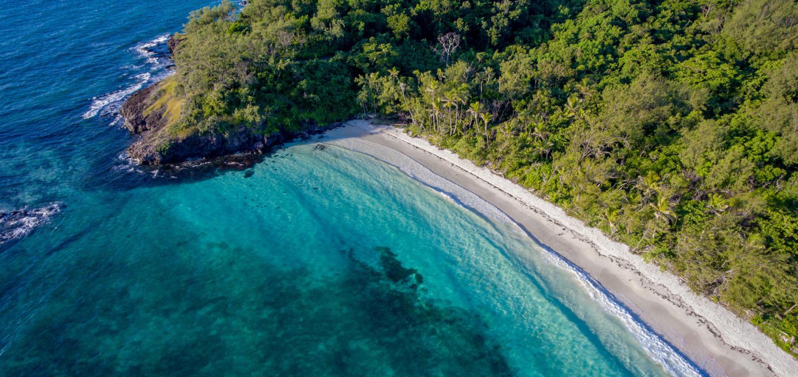 Private Beaches in Fiji