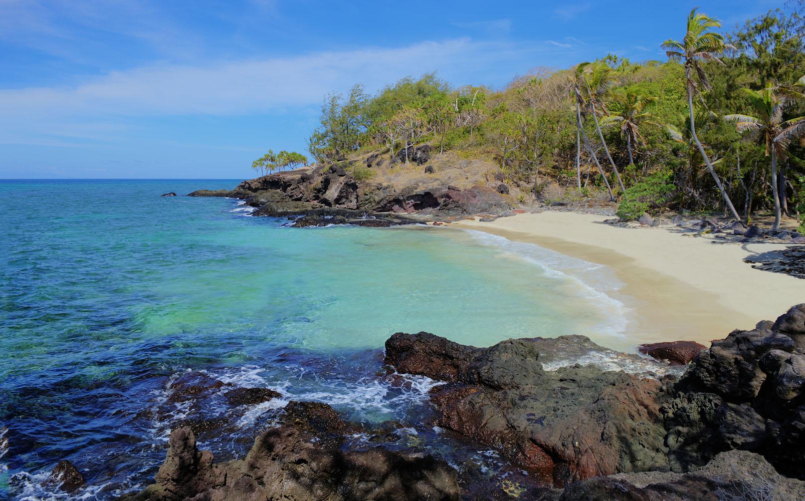Honeymoon Private Beach