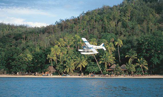 Turtle Island Fiji - The Journey
