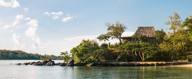 Turtle Island Fiji Vonu Point Villas