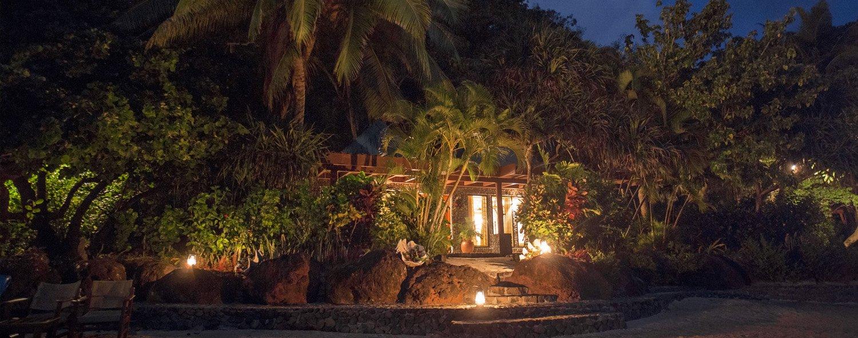 Turtle Island Fiji Water's Edge Villas