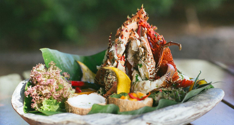 Turtle Island Fiji Seafood Cuisine