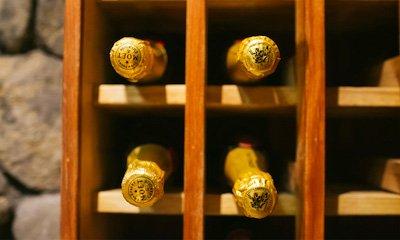 Turtle Island Fiji wine cellar