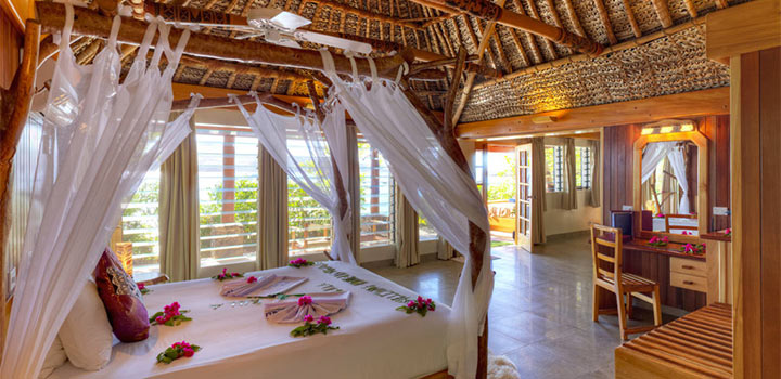 Luxury 5 Star All Inclusive Fiji Resorts Turtle Island